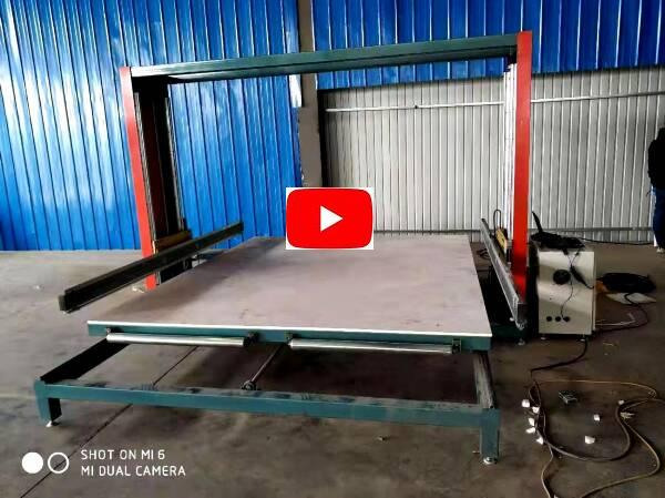hot wire cnc foam cutter with multiwires