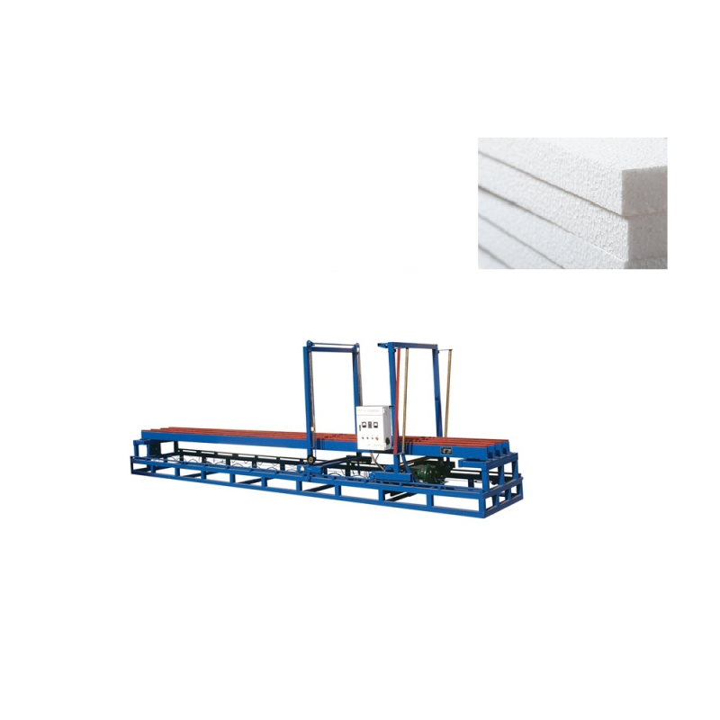 PLC controlled foam cutting machine,foam slicing machine