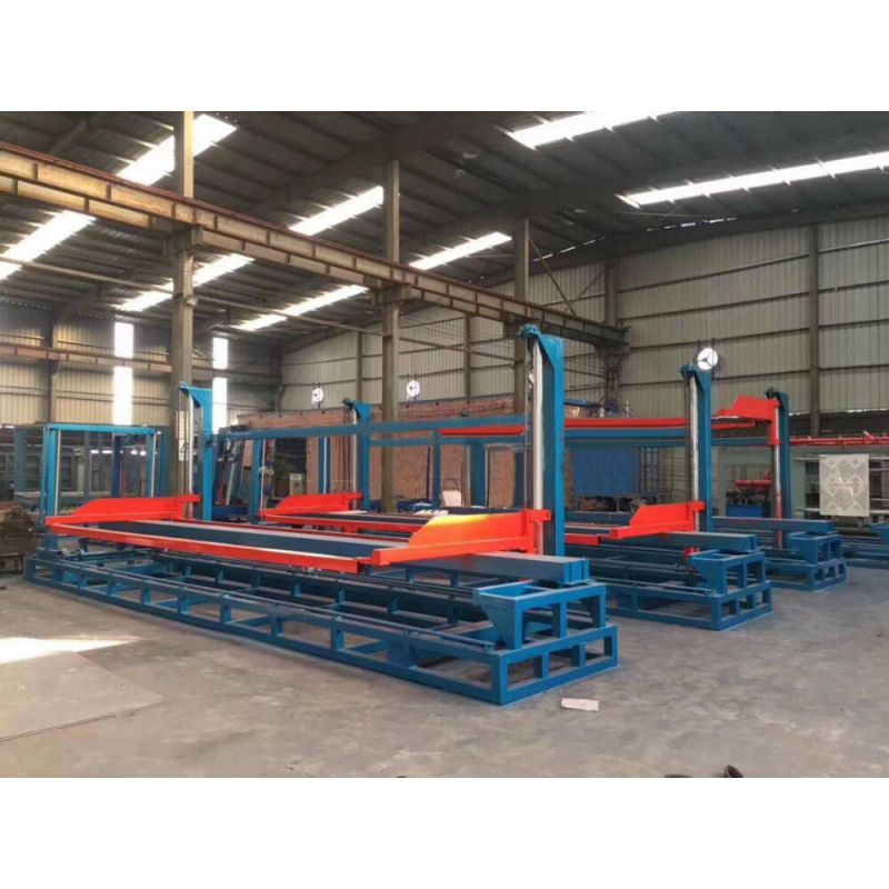 multifunctional eps cutting machine for eps insulation slabs